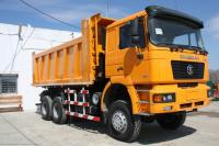SHACMAN 6x6 SX3258DR384